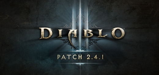 Diablo3 Patch-2.4.1