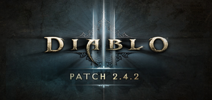Diablo3 Patch 2.4.2
